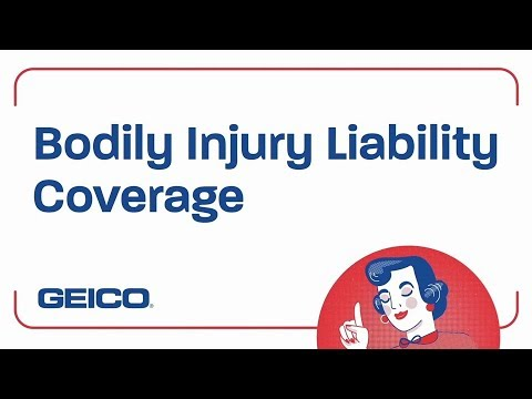 What Is Bodily Injury Liability Coverage? - GEICO