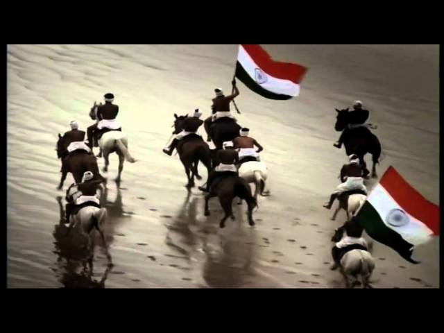 Vande Mataram - Lata Mangeshkar Travel Video