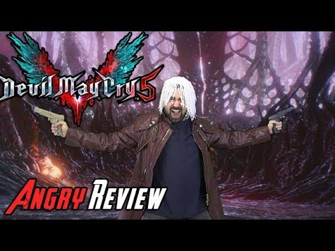 Devil May Cry 5 Angry Review thumbnail