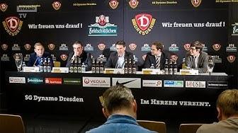 Feldschlößchen ist neuer Hauptsponsor der SG Dynamo Dresden