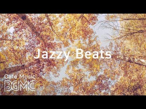 🍁Coffee Beats - Autumn Jazz Hiphop Instrumental Cafe  - lofi Hiphop