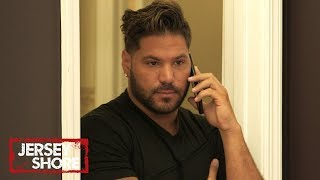 Ron's Scary Phone Call 😬 | Jersey Shore: Family Vacation | MTV