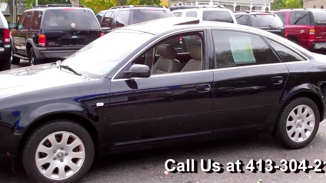 2001 audi a6 2 8 quattro awd sedan 4dr v6 at youtube. Black Bedroom Furniture Sets. Home Design Ideas