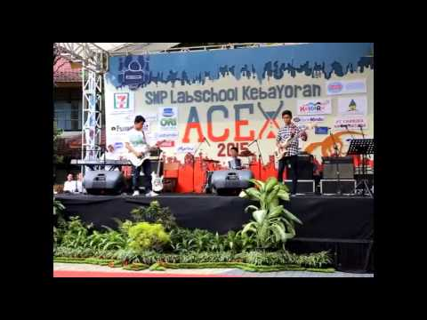 Lir - Ilir by Niven Band at ACEX 2015 SMP Labschoo
