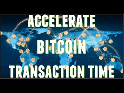 Accelerate Your Bitcoin Transactions / Slow Bitcoin Confirmations