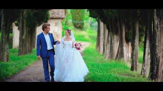 Свадьба во Флоренции, съемка свадеб в Италии