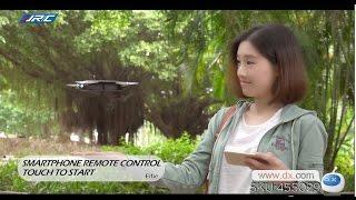 JJRC H37 ELFIE WIFI FPV Mini Drone RC Quadcopter w/ Camera - Black