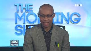 Civil Society Group Leader, Dr Chidi Odinkalu highlights their role in the 2019 General Elections