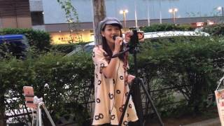NANA 梅田阪急MEN'S館前 2017.6.10 NANA 三大都市ワンマン!! 9月8日 札...