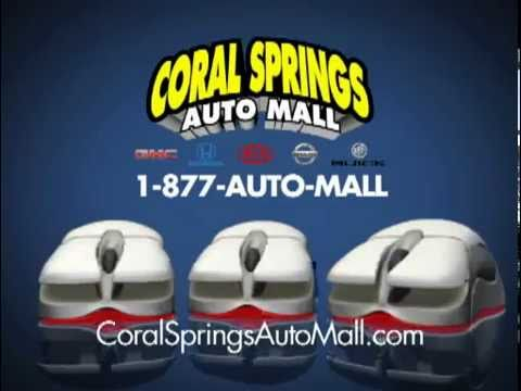 Coral Springs Auto Mall >> Coral Springs Auto Mall S Pay Day Sales Event Youtube