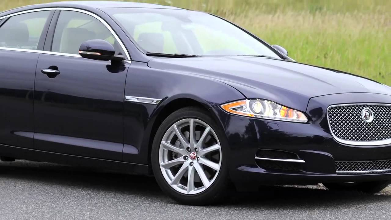 the 2015 jaguar xj awd supercharged v6 video review youtube. Black Bedroom Furniture Sets. Home Design Ideas