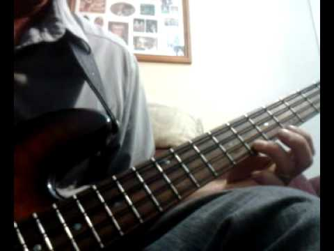 How to play love song by cure on bass