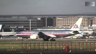 Aircraft Spotting at Frankfurt Airport (EDDF) 30-10-2013