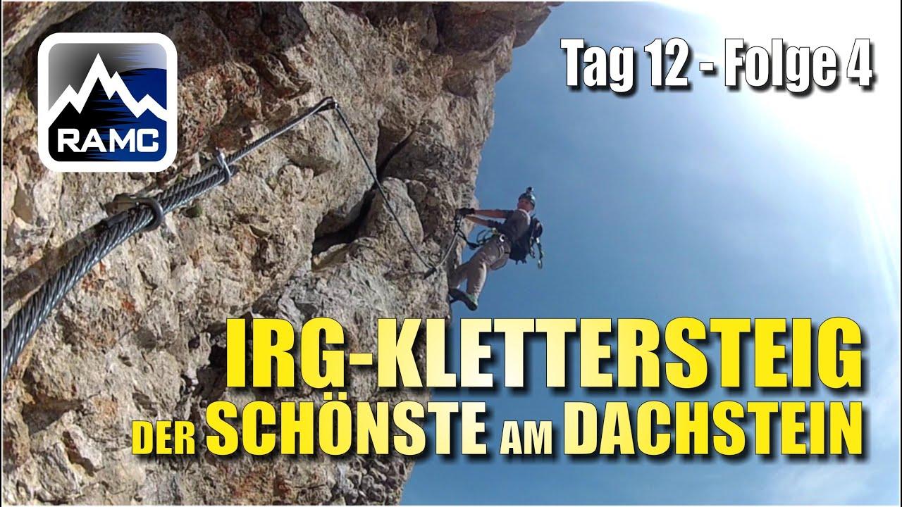 Klettersteig Rating : Irg klettersteig k5 d der schönste am dachstein abenteuer alpin