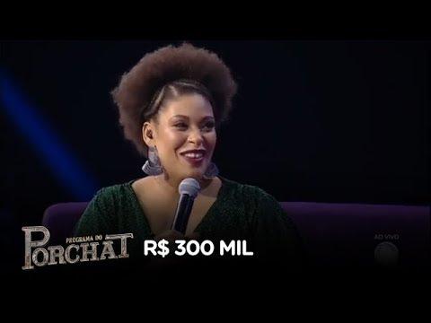 Débora Pinheiro revela o que fará com prêmio do Canta Comigo