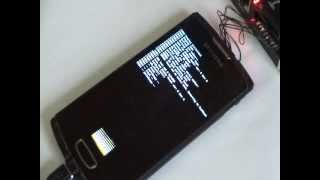 Android development on Samsung Wave 3 aka GT-S8600 (First attemps)