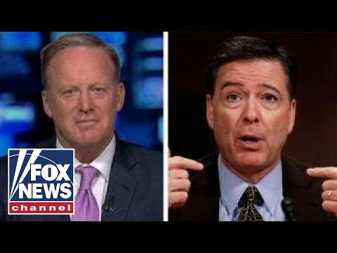 Spicer: Comey's account of dossier briefing is misleading