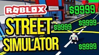 ROBLOX STREET SIMULATOR
