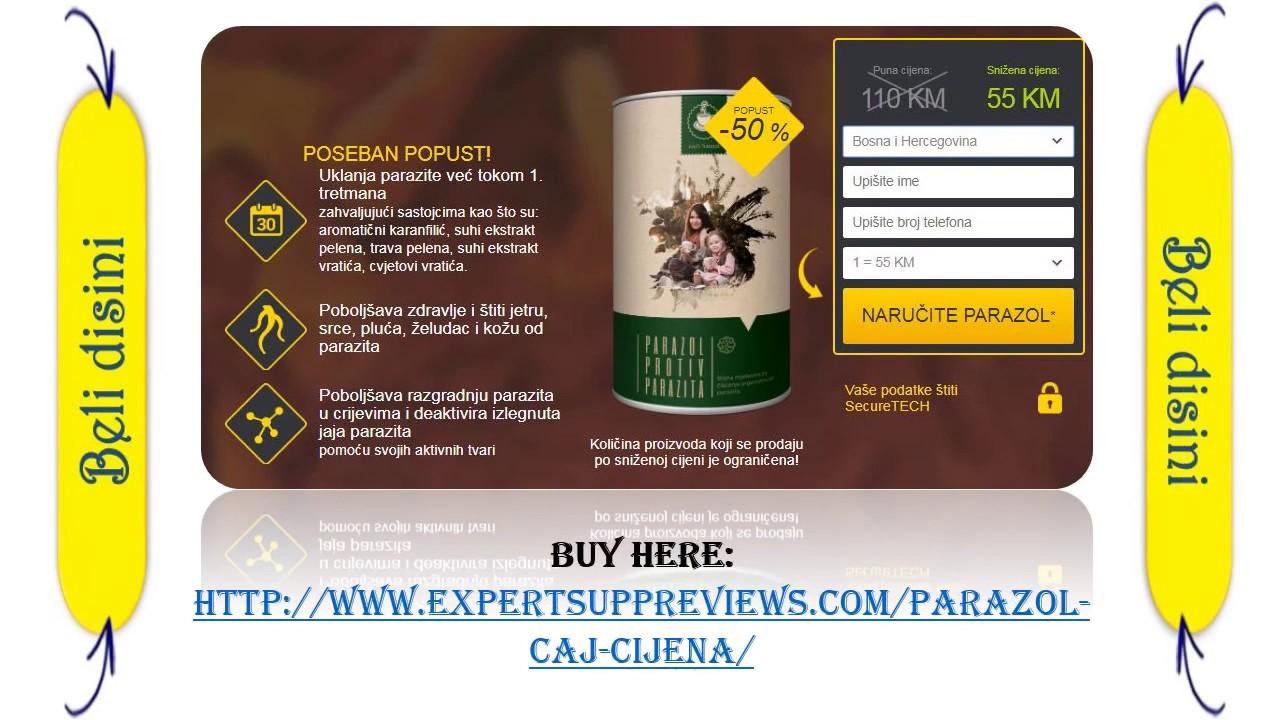 Parazol Caj Cijena