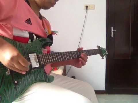 J-Rocks - Wudhu (amateur guitar cover by:Aita)