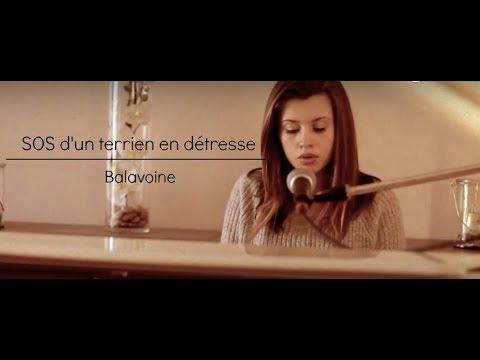 SOS d'un terrien en détresse - Balavoine (cover)