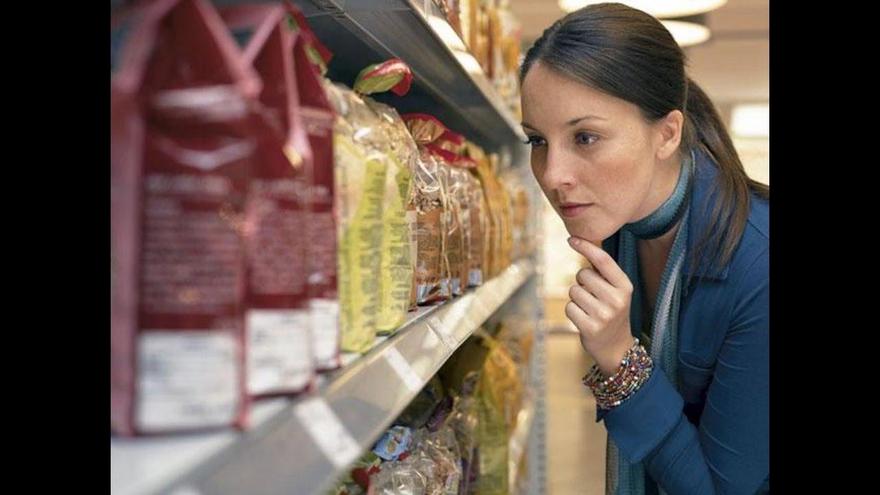 Как правильно выбирать продукты в супермакете?! Анна Алексеева. Клуб