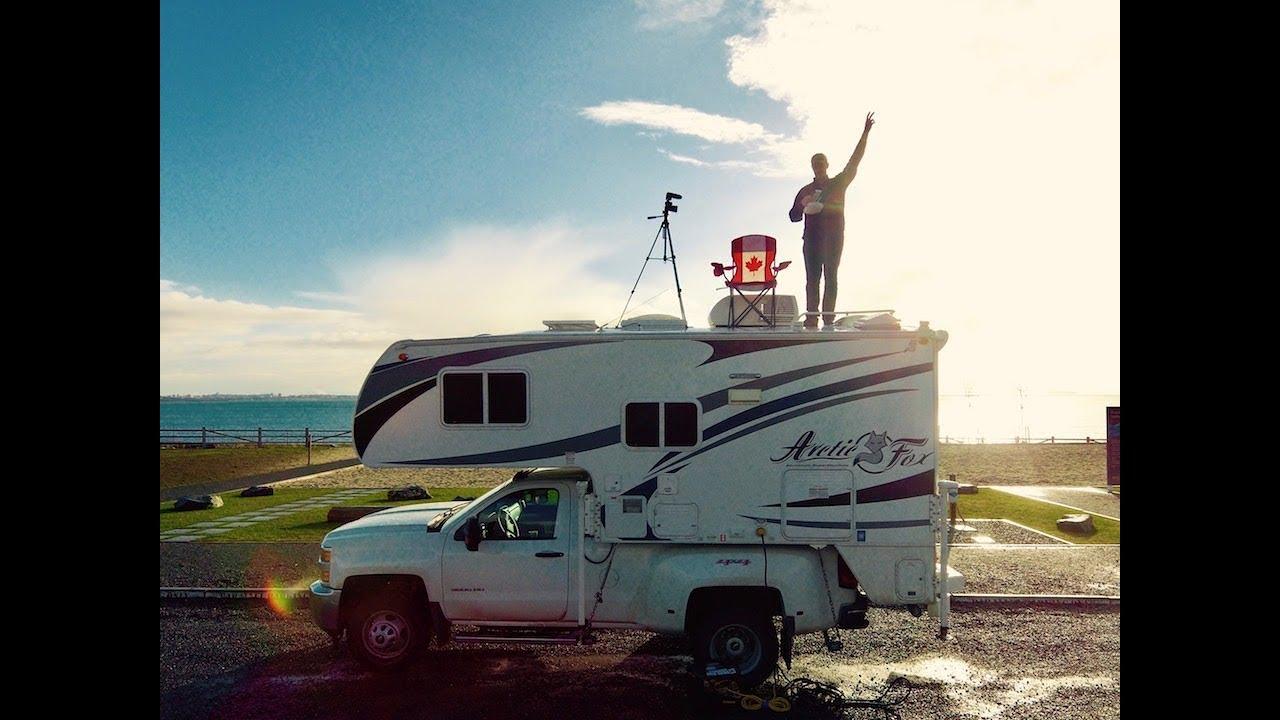 truck camper solar system  [ 1280 x 720 Pixel ]