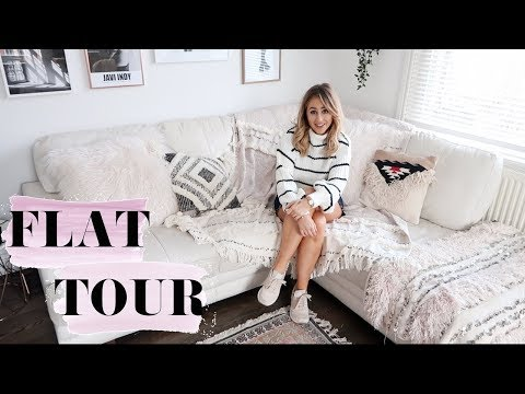 MY LONDON FLAT TOUR | FASHION SLAVE // SOPHIE MILNER