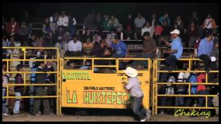 JARIPEO EN SAN PABLO HUIXTEPEC FEBRERO DEL 2014