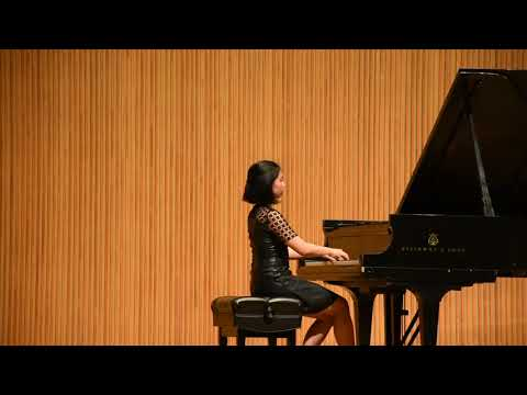 Chopin Polonaise-Fantaisie, Op. 61 (Janet Wu Pianist)