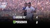 [Pekan 14] Cuplikan Pertandingan Arema FC vs Persebaya, 15 Agustus 2019