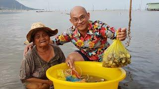 Làm từ thiện làm gì, hãy giúp những cụ già như má Bảy Hàm Ninh!