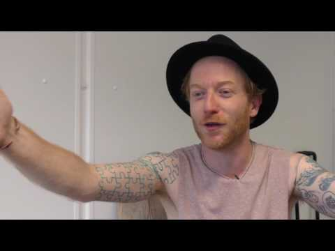 Biffy Clyro interview - James Johnston @Pinkpop 2017