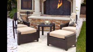 Creative Patio Table And Chairs Design