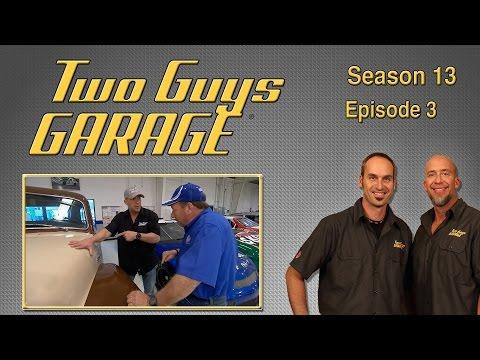 Examining the '49 Chevy Pick-up   Two Guys Garage   Season 13   Episode 3