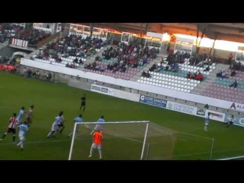 Gol del Zamora Montero