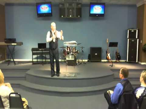 Stand, Walk, Enter- Apostle Dick Button