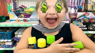 Toy Shopping at Dollar Tree For Cheap Toys + TOY HAUL