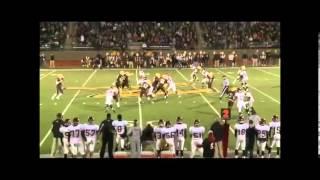 John Hall Junior Highlights- Muskegon Big Reds