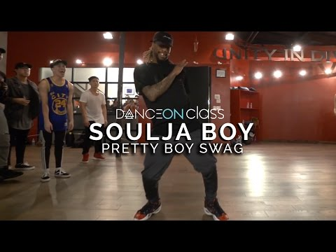Soulja Boy Tell 'Em - Pretty Boy Swag | King Guttah Choreography | DanceOn Class
