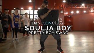 Soulja Boy Tell Em Pretty Boy Swag King Guttah Choreography DanceOn Class