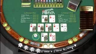 virtual poker