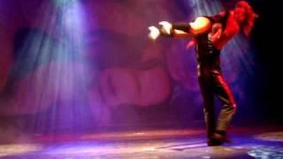 Viva Wyndham Azteca caribbean fever show (Dodo)