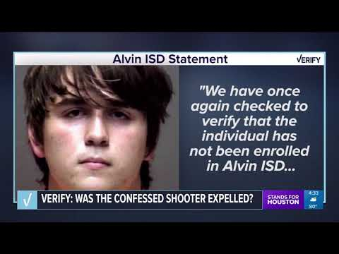 VERIFY: Was Dimitrios Pagourtzis expelled from a nearby school district for brining a gun to school?