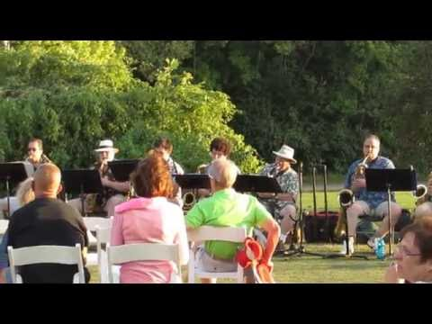 Music Under the Stars: Dearborn Community Big Band 6/8