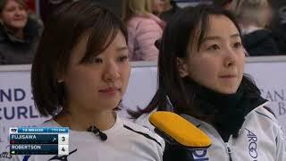 ロコ・ソラーレ LocoSolare(TeamFujisawa) Ground Slam Of Carling Ca...