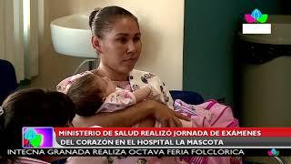 Multinoticias | Ministerio de Salud realizó jornada de exámenes del corazón en la Mascota