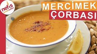 Tam Kıvamında Kırmızı Mercimek Çorbası Muhteşem bir çorba Nefis Yemek Tarifleri