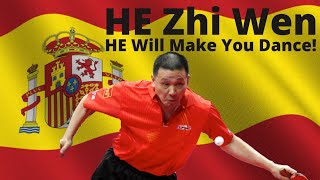 He Zhiwen - He Will Make You Dance!