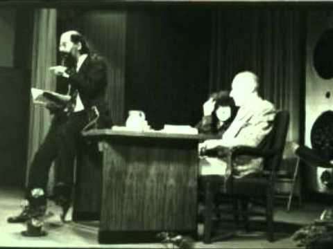 William S. Burroughs Workshop - 2 of 2
